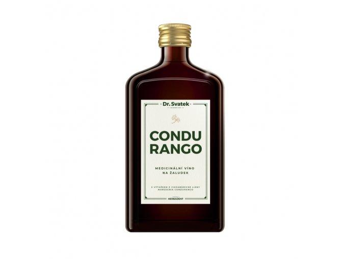 Sladové víno Condurango na žaludek