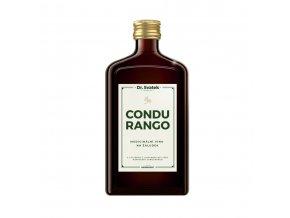 herbavinum condurango lahev nova etiketa